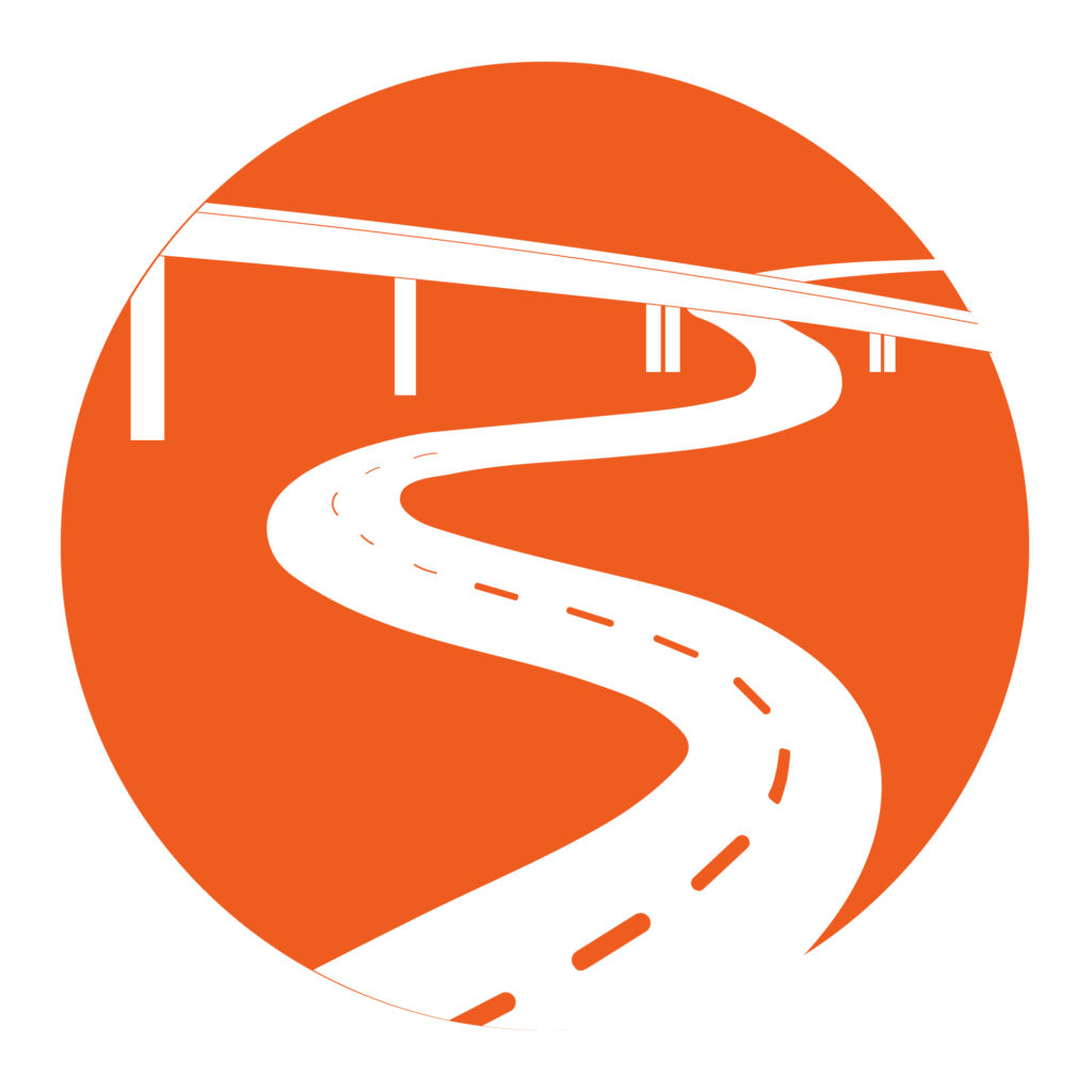 Icon - Transportation & Connectivity